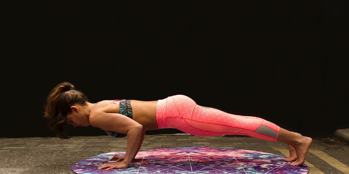 DDPY Dynamic Resistance Pushup