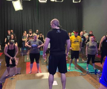 Adam Bockler teaches DDPY