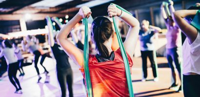 8 tips for choosing a group fitness class